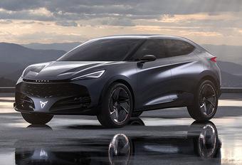 Cupra Tavascan : SUV, coupé et électrique #1
