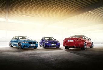 BMW M4 zwaait af als Edition M Heritage #1