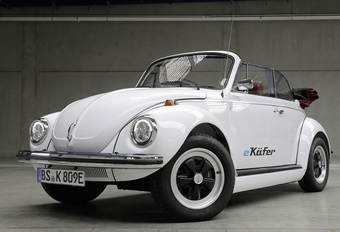 Volkswagen e-Käfer is startschot voor gamma elektrische retro-VW's #1