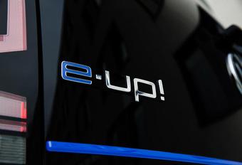 Volkswagen e-Up!: extra batterijvermogen #1