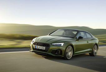 Audi A5 et S5 : 700 Nm et nouvelle interface #1