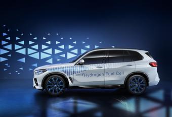 BMW i Hydrogen NEXT is X5 op waterstof #1