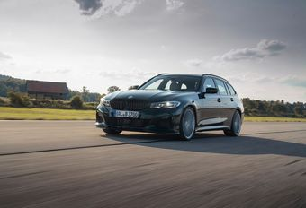 BMW Alpina B3 Touring : 1510 l à 300 km/h #1
