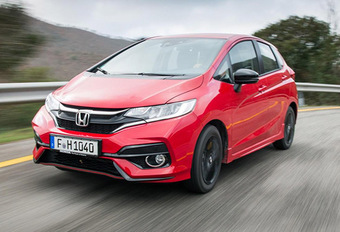 Honda Jazz: enkel nog hybride #1