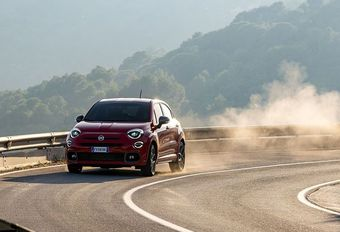 Fiat 500X Sport : Abarth à petite dose #1