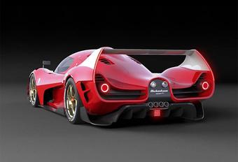 Dit is de hypercar waarmee Glickenhaus Le Mans wil winnen #1