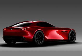 Mazda : un brevet pour la future RX-9 ? #1