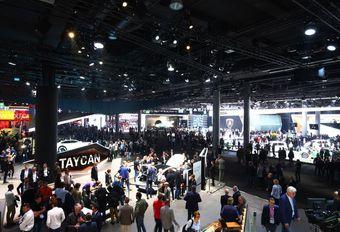 IAA Frankfurt 2019 haalt amper evenveel bezoekers als salon Brussel #1