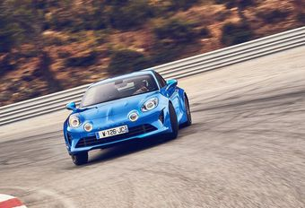 Alpine en mode hybride #1