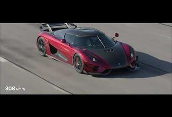 Koenigsegg: record 0-400-0 km/u (opnieuw) verslagen #1