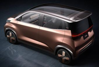 Nissan IMk Concept krijgt autonome parkeerfunctie #1