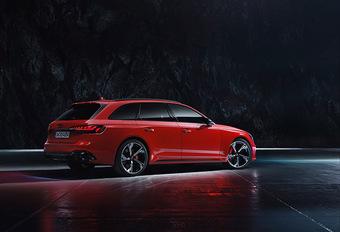 Vernieuwde Audi RS4 volgt de nieuwe RS6 Avant #1