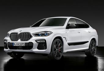 M Performance Parts voor de BMW X5, de X6 en de X7 #1