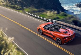 Chevrolet Corvette Convertible : à toit rigide #1