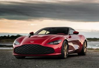 Aston Martin DBS GT Zagato is sexy Superleggera #1