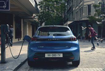 Peugeot e-208: 25% van de pre-orders #1