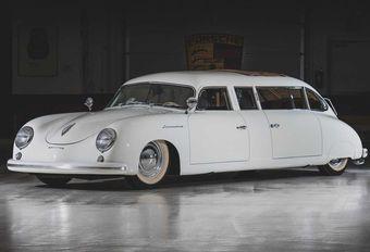 Porsche 356 Limousine geveild in Ohio #1