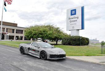 Importante grève chez General Motors #1