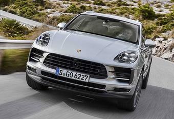 Elektrische Porsche Macan: op Taycan-basis #1