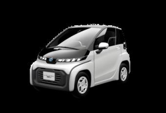 Toyota BEV ultracompacte : mini citadine électrique pour 2020 #1