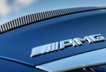 Mercedes-AMG C63: geen V8 meer? #1