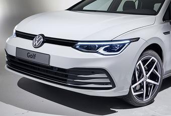Volkswagen Golf VIII - De 5 nieuwigheden: techniek #1