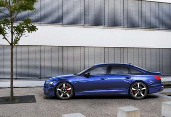 Audi A6: voortaan ook als 55 TFSI e #1
