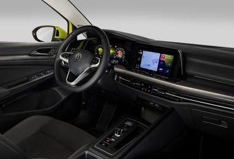 Volkswagen Golf VIII - De 5 nieuwigheden: connectiviteit en digitaal #1