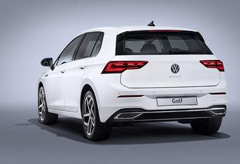 Volkswagen Golf VIII - De 5 nieuwigheden: uitrusting #1