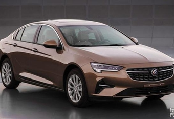 Opel Insignia : comme la Buick Regal ? #1