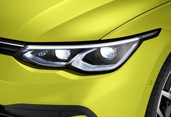 Volkswagen Golf VIII - De 5 nieuwigheden: design #1