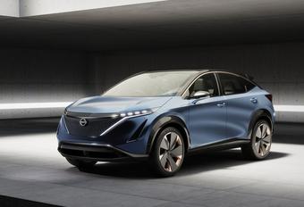 Nissan Ariya is de elektrische Qashqai van morgen #1