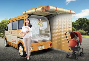 Alle baby's willen een Suzuki Every Go #1