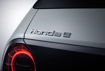 Honda : électrification avancée à 2022 #1