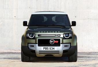 BMW-biturbo voor de Land Rover Defender SVR #1