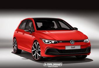 Wat weten we over de nieuwe VW Golf GTI? #1