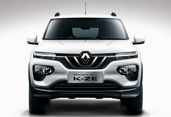 Renault City K-ZE naar Europa als elektrische Dacia van 10.000 euro? #1