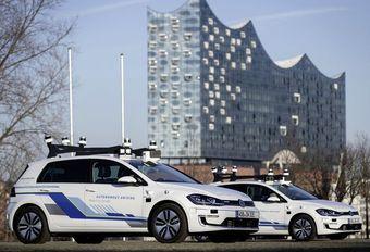 VWAT: nieuwe divisie voor autonoom rijden van Volkswagen #1