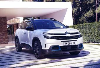 Citroën aan de stekker met de C5 Aircross Hybrid #1