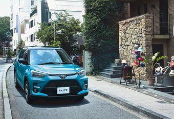 Toyota Raize : petit SUV dérivé de Daihatsu #1