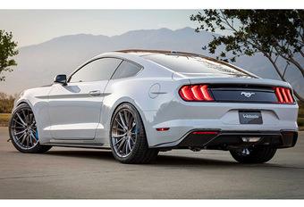 Ford Mustang « Lithium » : 900 ch et 100% électrique ! #1