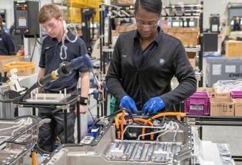 Dubbele ambitie voor batterijen van BMW #1
