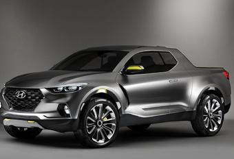 Hyundai komt officieel met plck-up #1