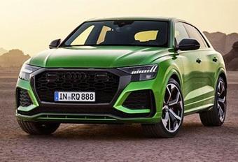 Gelekt: hier is de Audi RS Q8, de Urus uit Ingolstadt #1