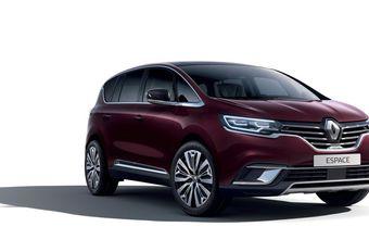Digitale facelift voor de Renault Espace #1
