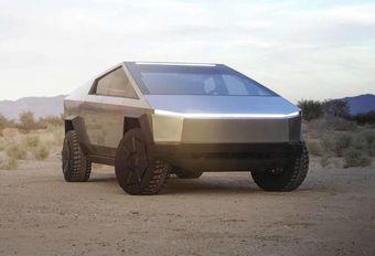 Tesla Cybertruck: eigenlijk is het een pick-up #1