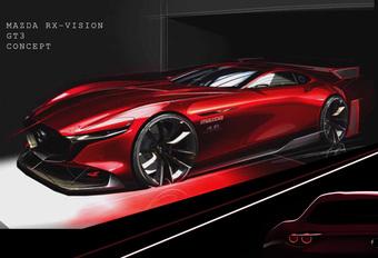Mazda RX-Vision GT3 doet geruchten rond nieuwe RX-9 opnieuw aanzwellen #1
