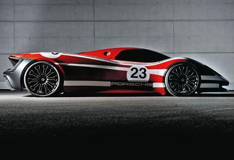 Porsche: F1-technologie voor volgende hypercar? #1