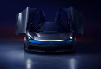 Krijgt Aston Martin spin-off van elektrische Pininfarina Battista? #1