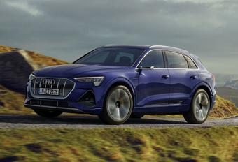 Audi E-tron: update zorgt voor groter rijbereik #1